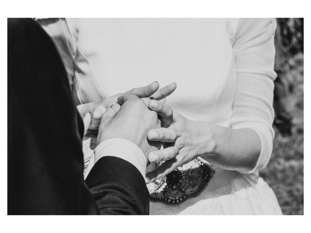 La boda de Javier y Jessica en Alfajarin, Zaragoza 16