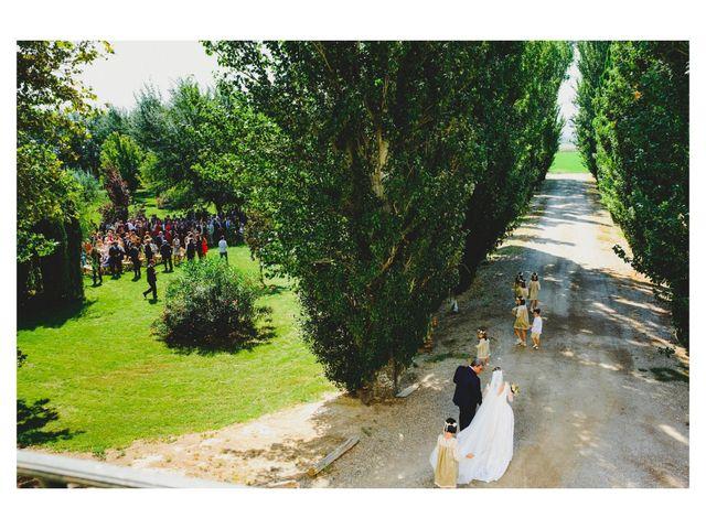 La boda de Javier y Jessica en Alfajarin, Zaragoza 19