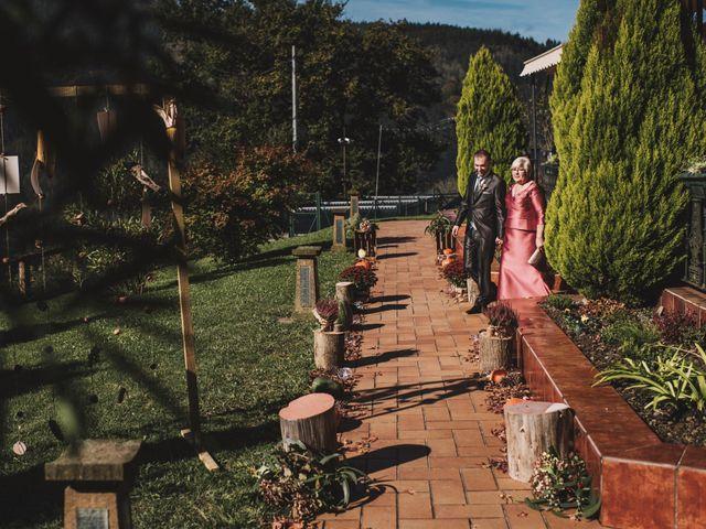 La boda de Edorta  y Noelia  en Zeanuri, Vizcaya 15