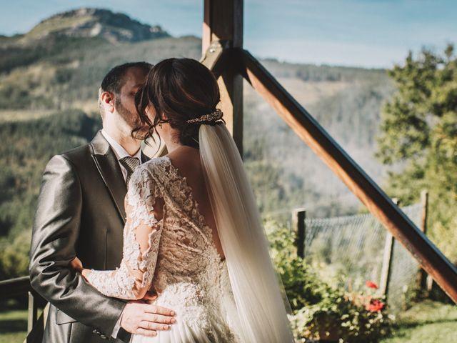 La boda de Edorta  y Noelia  en Zeanuri, Vizcaya 19