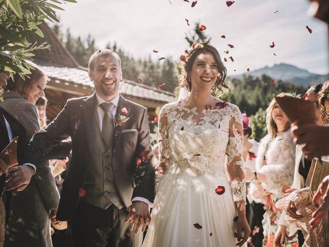 La boda de Noelia  y Edorta