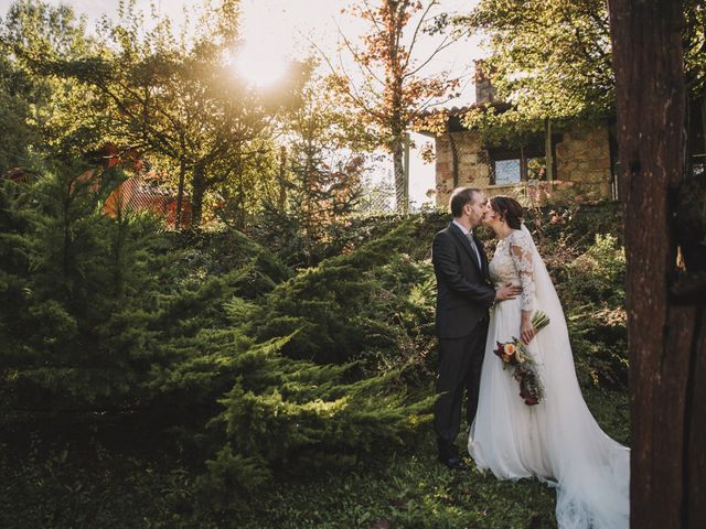 La boda de Edorta  y Noelia  en Zeanuri, Vizcaya 23