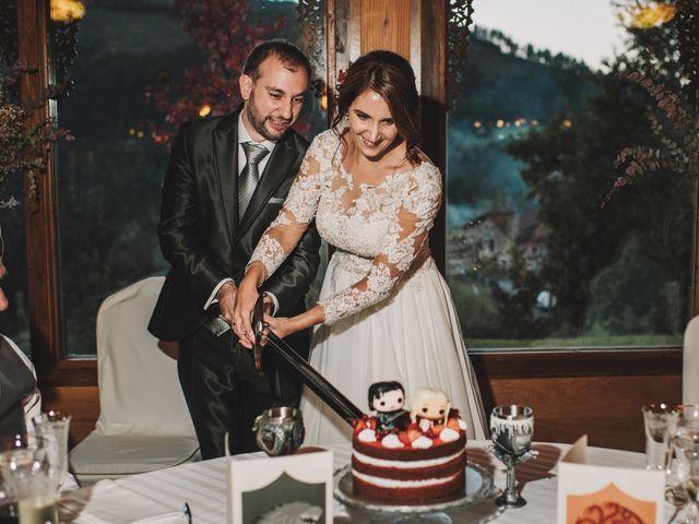 La boda de Edorta  y Noelia  en Zeanuri, Vizcaya 30