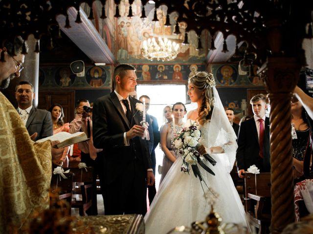 La boda de Uliana y Max