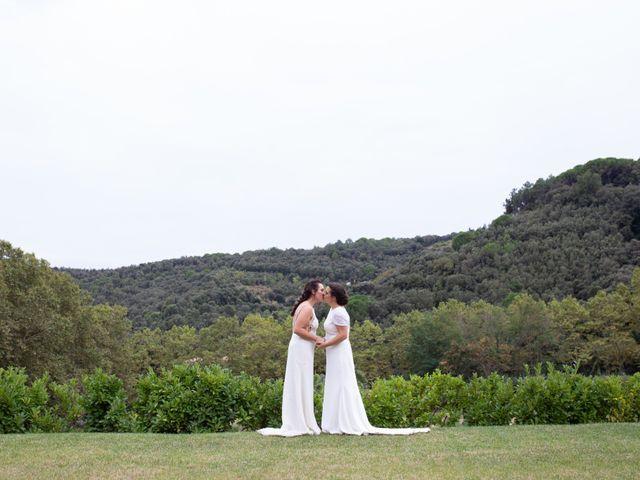La boda de Carla y Noelia en Arenys De Munt, Barcelona 6