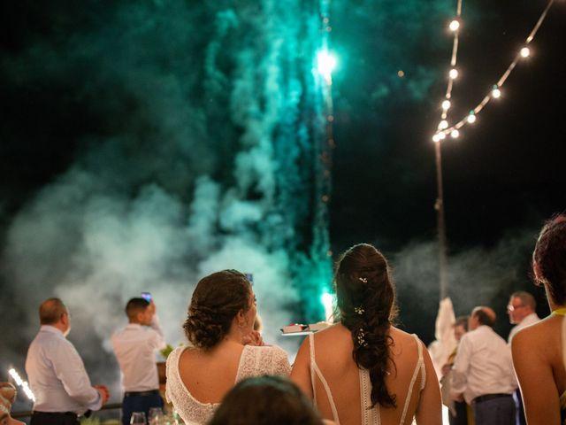 La boda de Carla y Noelia en Arenys De Munt, Barcelona 12