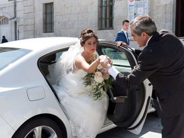 La boda de Javier y Verónica en Valladolid, Valladolid 11