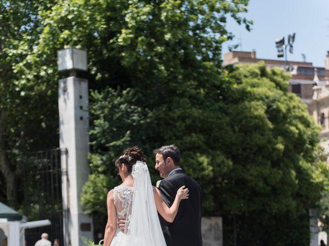 La boda de Javier y Verónica en Valladolid, Valladolid 31