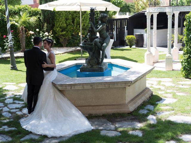 La boda de Javier y Verónica en Valladolid, Valladolid 37