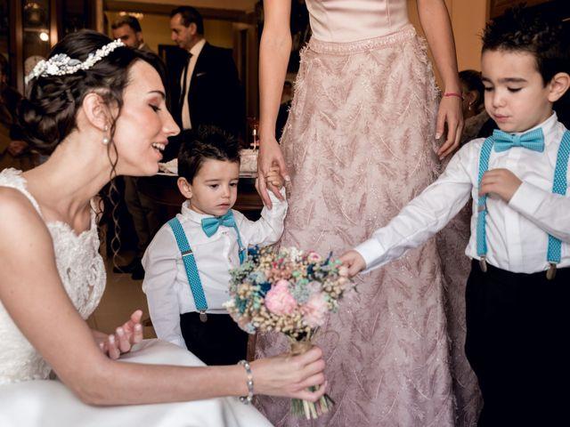 La boda de Javi y Seila en Barco De Avila, Ávila 11