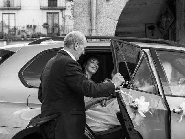 La boda de Javi y Seila en Barco De Avila, Ávila 12