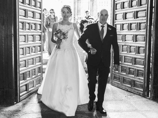 La boda de Javi y Seila en Barco De Avila, Ávila 13
