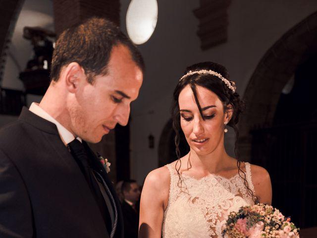 La boda de Javi y Seila en Barco De Avila, Ávila 14