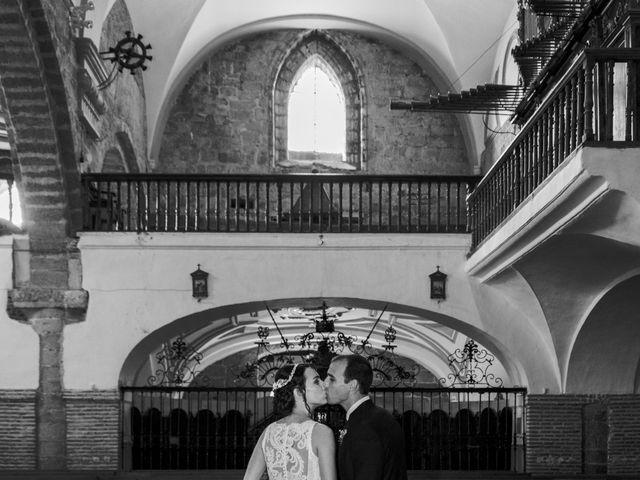 La boda de Javi y Seila en Barco De Avila, Ávila 15