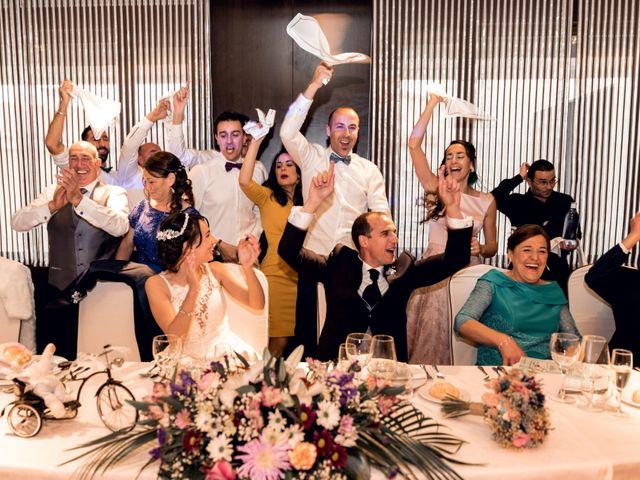 La boda de Javi y Seila en Barco De Avila, Ávila 22