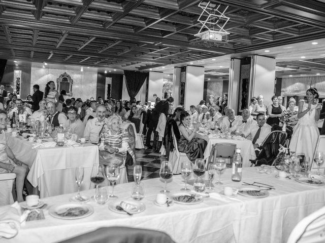 La boda de Javi y Seila en Barco De Avila, Ávila 24