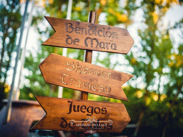 La boda de Samantha y Luis en Saelices, Cuenca 9