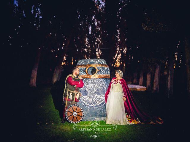 La boda de Samantha y Luis en Saelices, Cuenca 46