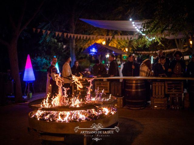 La boda de Samantha y Luis en Saelices, Cuenca 50