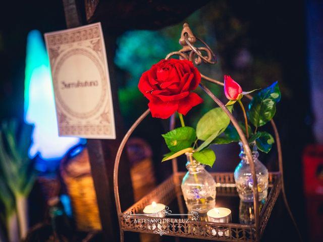La boda de Samantha y Luis en Saelices, Cuenca 55
