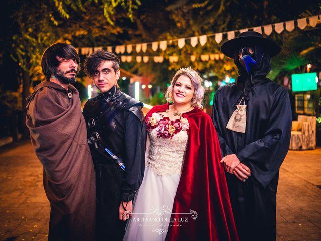 La boda de Samantha y Luis en Saelices, Cuenca 56
