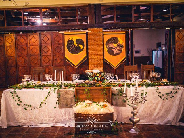 La boda de Samantha y Luis en Saelices, Cuenca 66