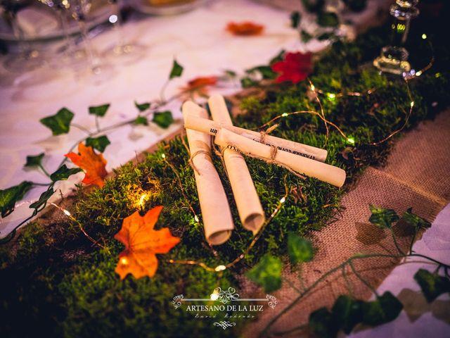 La boda de Samantha y Luis en Saelices, Cuenca 67