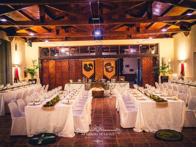 La boda de Samantha y Luis en Saelices, Cuenca 68