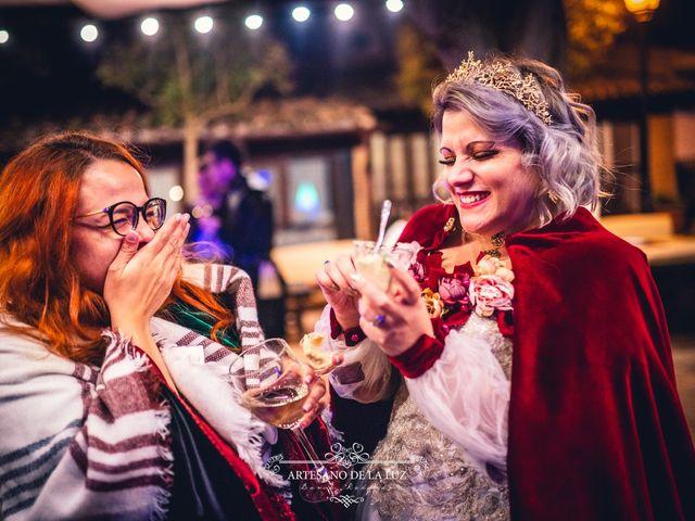 La boda de Samantha y Luis en Saelices, Cuenca 72