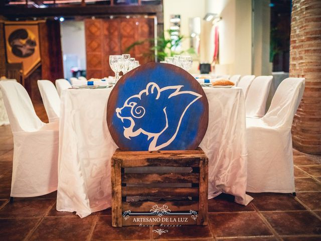 La boda de Samantha y Luis en Saelices, Cuenca 83