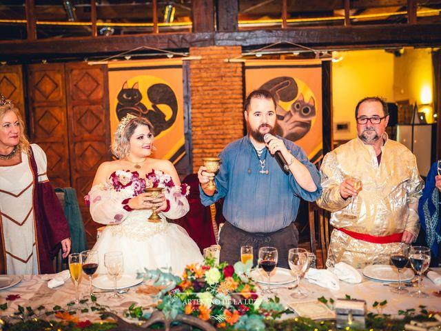 La boda de Samantha y Luis en Saelices, Cuenca 85
