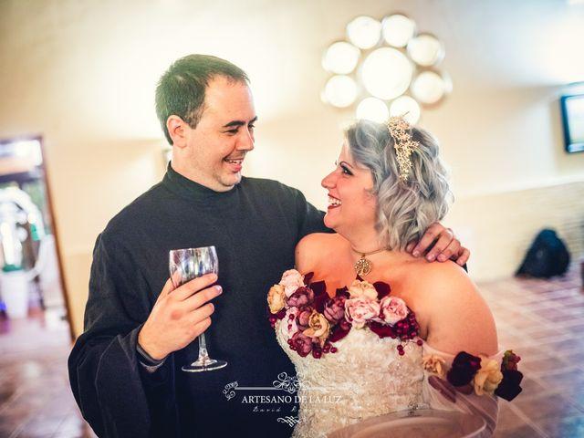 La boda de Samantha y Luis en Saelices, Cuenca 89