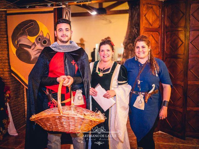 La boda de Samantha y Luis en Saelices, Cuenca 90