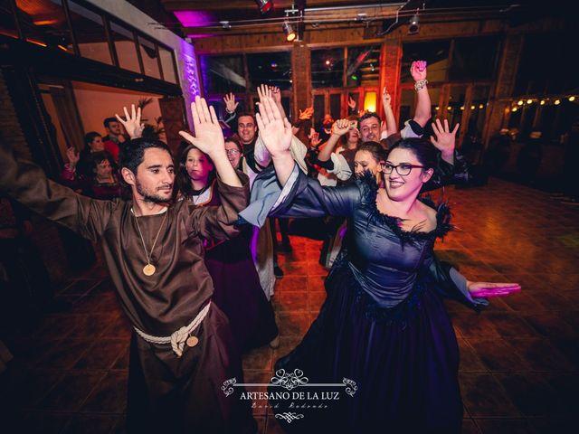 La boda de Samantha y Luis en Saelices, Cuenca 111