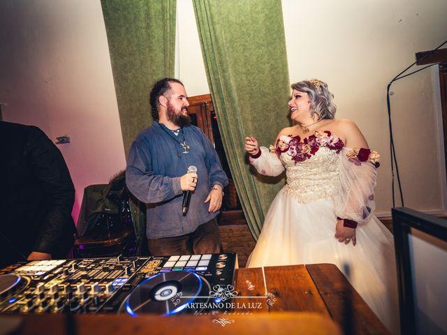 La boda de Samantha y Luis en Saelices, Cuenca 112