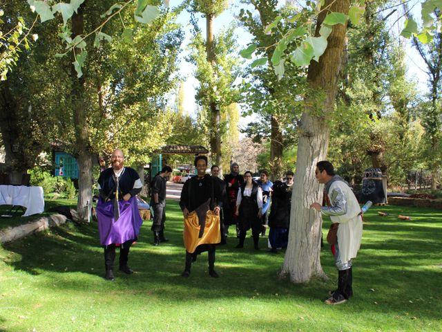 La boda de Samantha y Luis en Saelices, Cuenca 119