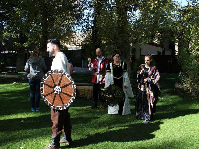 La boda de Samantha y Luis en Saelices, Cuenca 122