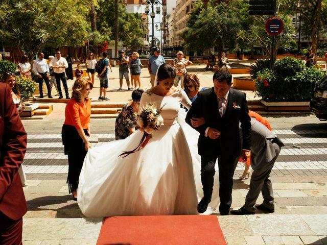 La boda de Francisco y Cristina en Torrevieja, Alicante 28