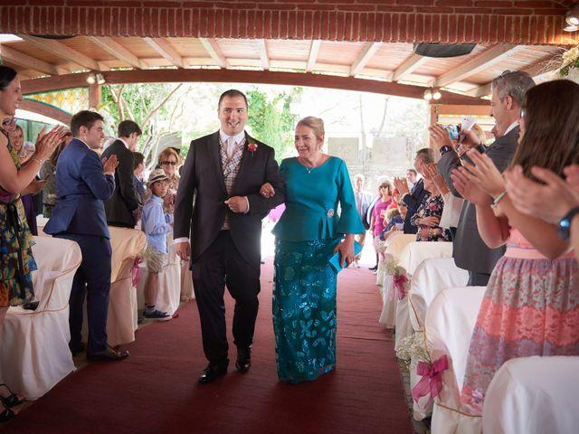 La boda de Ismael y Raquel en Alcalá De Henares, Madrid 11