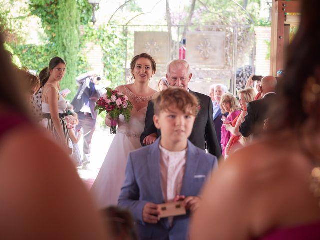 La boda de Ismael y Raquel en Alcalá De Henares, Madrid 15