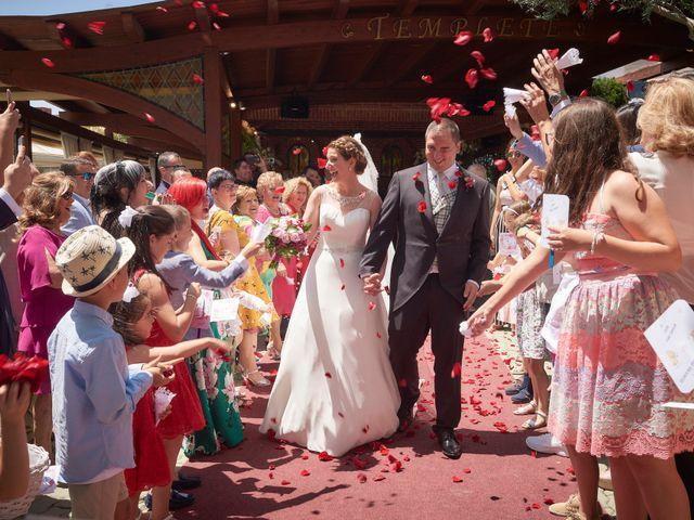 La boda de Ismael y Raquel en Alcalá De Henares, Madrid 17