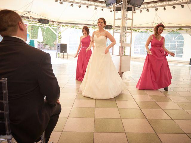 La boda de Ismael y Raquel en Alcalá De Henares, Madrid 25