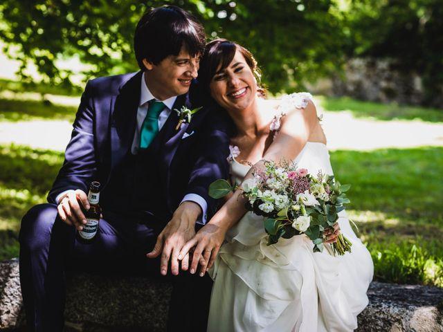 La boda de Gonzalo y Susana en Segovia, Segovia 1
