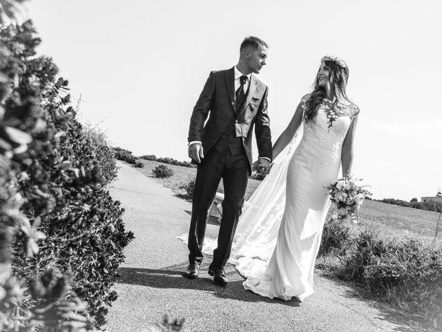 La boda de Raúl y Alba en Pruvia (Llanera), Asturias 15