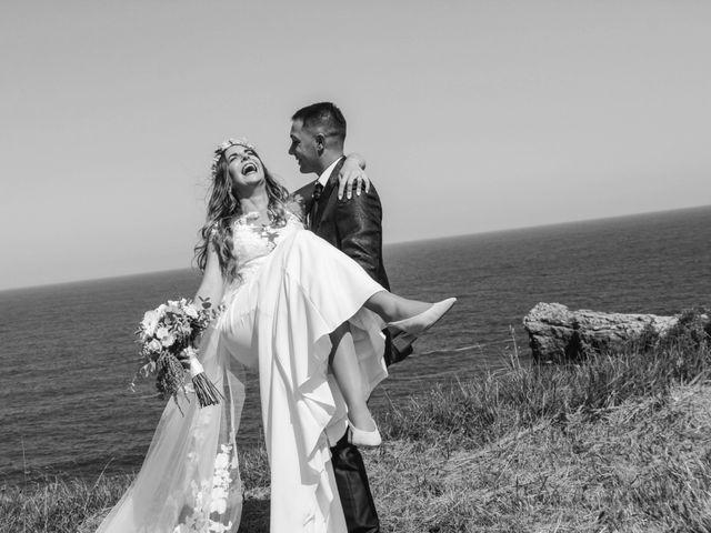 La boda de Raúl y Alba en Pruvia (Llanera), Asturias 18
