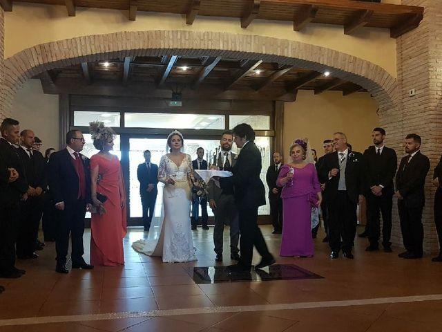 La boda de Alberto y Milagros en Torredonjimeno, Jaén 2