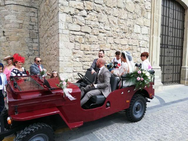 La boda de Alberto y Milagros en Torredonjimeno, Jaén 5