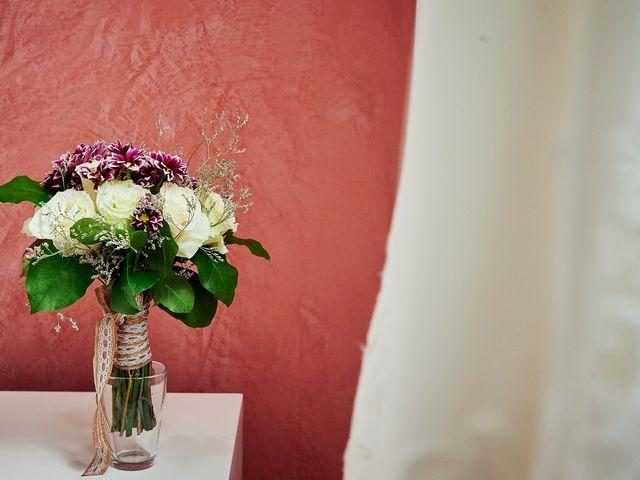 La boda de Juanlu y Vero en Hornachos, Badajoz 12