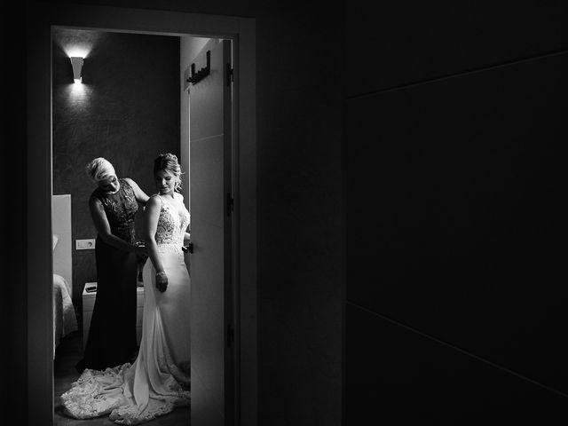 La boda de Juanlu y Vero en Hornachos, Badajoz 15