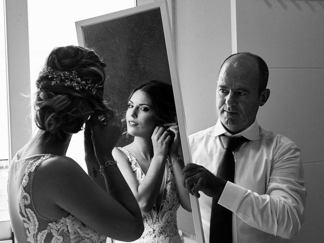La boda de Juanlu y Vero en Hornachos, Badajoz 18